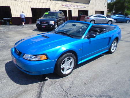 2000 Ford Mustang GT Convertible G.T. for Sale  - 10391  - Select Auto Sales