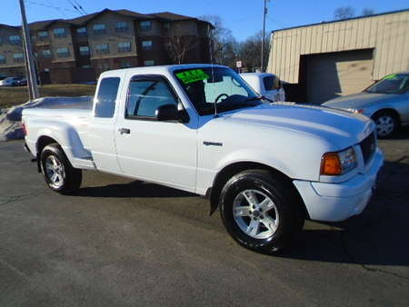 2003 Ford Ranger 4X4 Super Cab Step Side Edge for Sale  - 10321  - Select Auto Sales