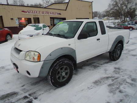 2004 Nissan Frontier 4WD XE, King Cab, 4X4 for Sale  - 10309  - Select Auto Sales