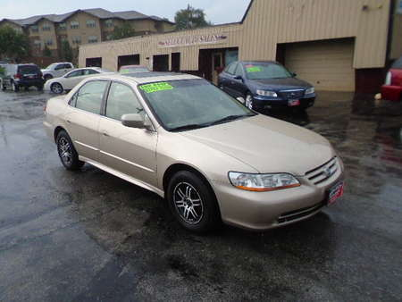 2002 Honda Accord EX for Sale  - 10256  - Select Auto Sales