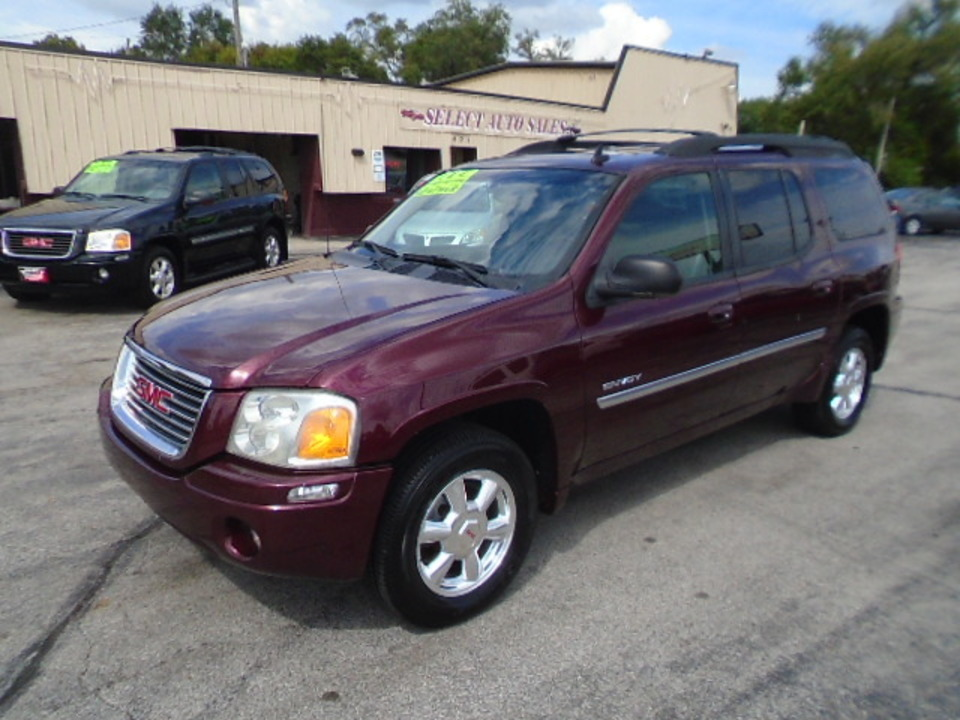 2006 GMC Envoy XL SLT 4x4  - 10388  - Select Auto Sales