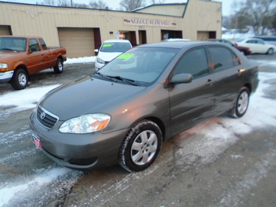 2007 Toyota Corolla LE  - 10462  - Select Auto Sales