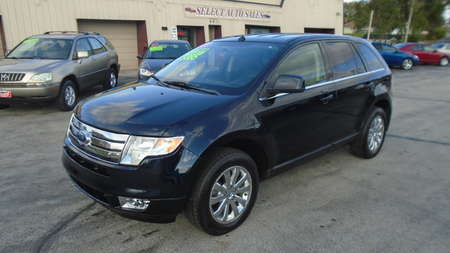 2008 Ford Edge Limited for Sale  - 10273  - Select Auto Sales