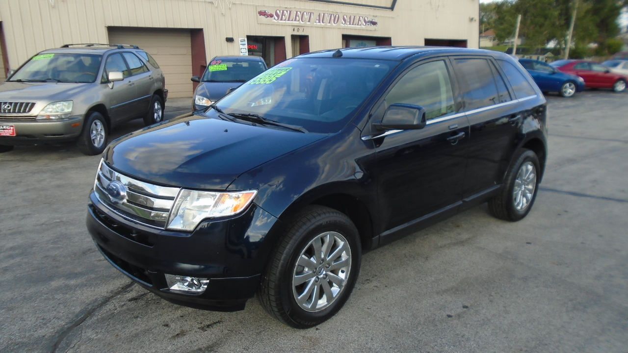 2008 Ford Edge Limited  - 10273  - Select Auto Sales