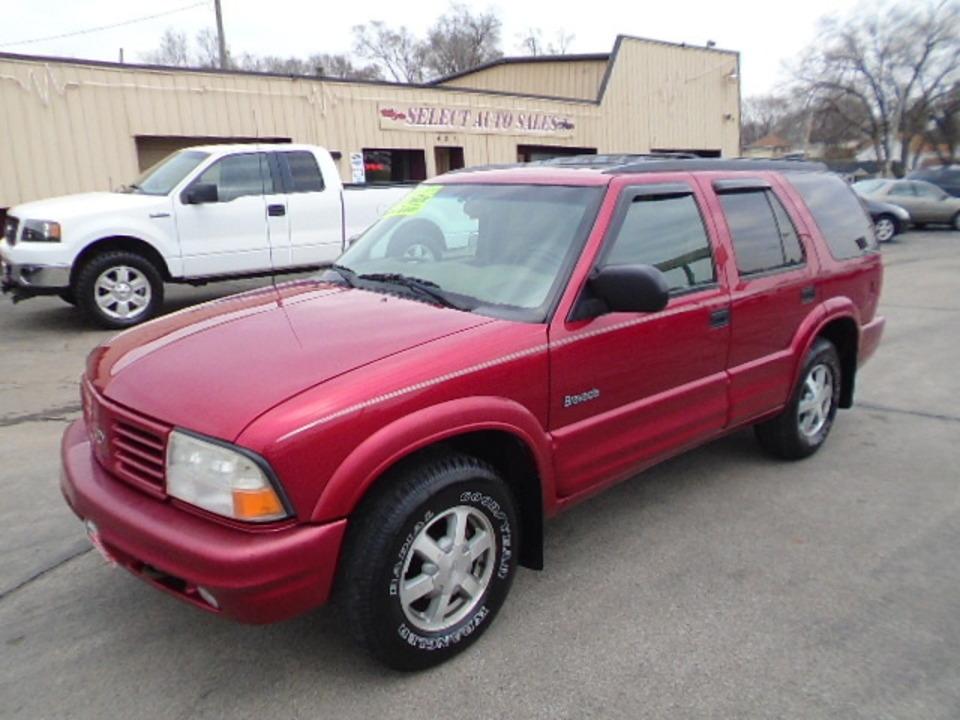 2001 Oldsmobile Bravada  - Select Auto Sales