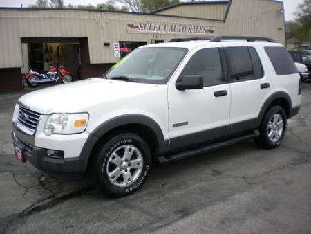 2006 Ford Explorer XLT 4X4 for Sale  - 10014  - Select Auto Sales