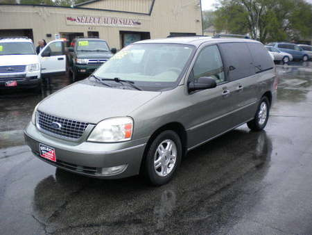 2006 Ford Freestar SEL for Sale  - 10015  - Select Auto Sales