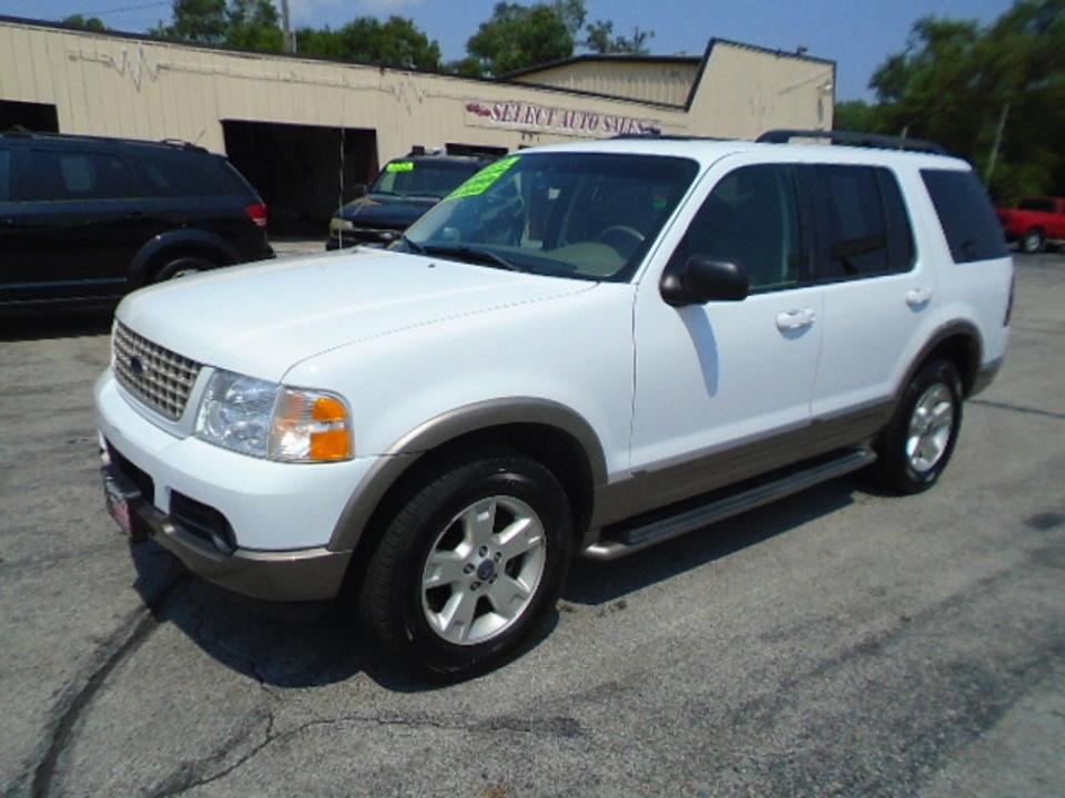 2003 Ford Explorer Eddie Bauer 4x4  - 10590  - Select Auto Sales