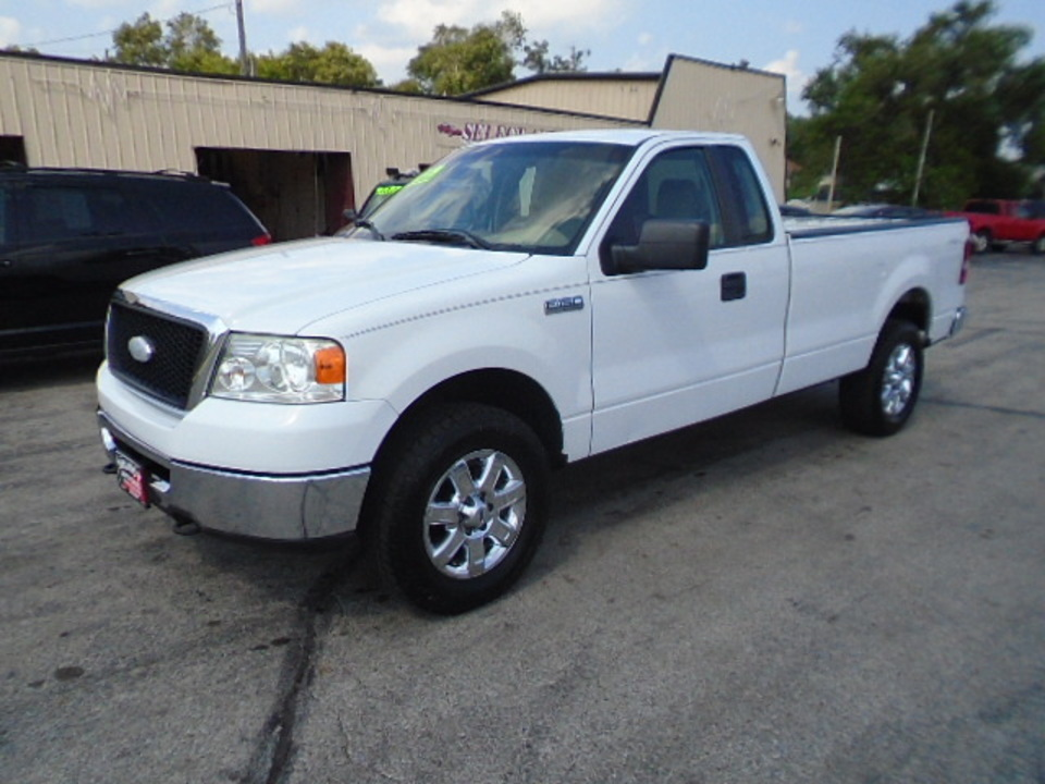 2007 Ford F-150 XLT 4x4  - 10589  - Select Auto Sales