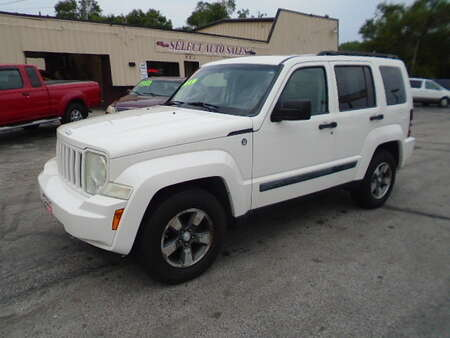 2008 Jeep Liberty Sport 4x4 for Sale  - 10581  - Select Auto Sales