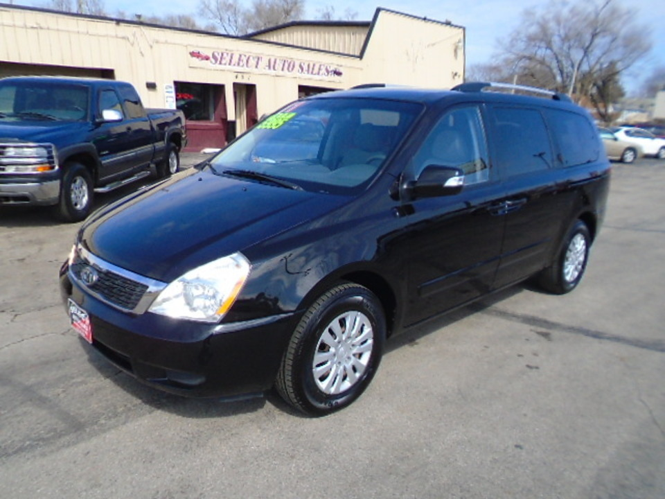 2011 Kia Sedona  - Select Auto Sales