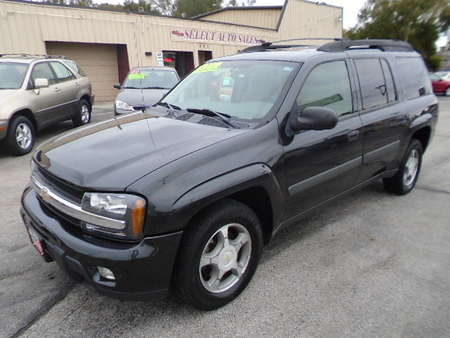 2005 Chevrolet TrailBlazer EXT 4X4 for Sale  - 10271  - Select Auto Sales