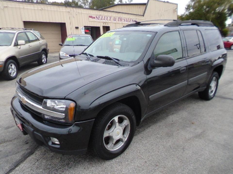 2005 Chevrolet TrailBlazer EXT 4X4  - 10271  - Select Auto Sales