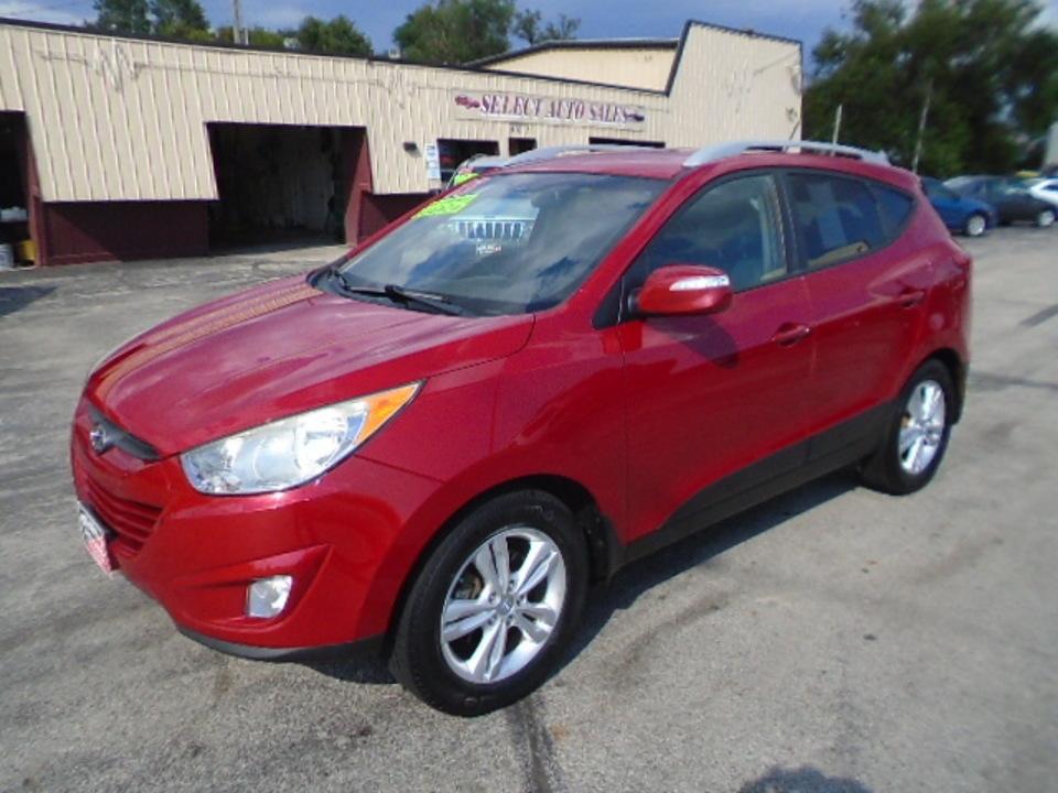 2013 Hyundai Tucson  - 10409  - Select Auto Sales