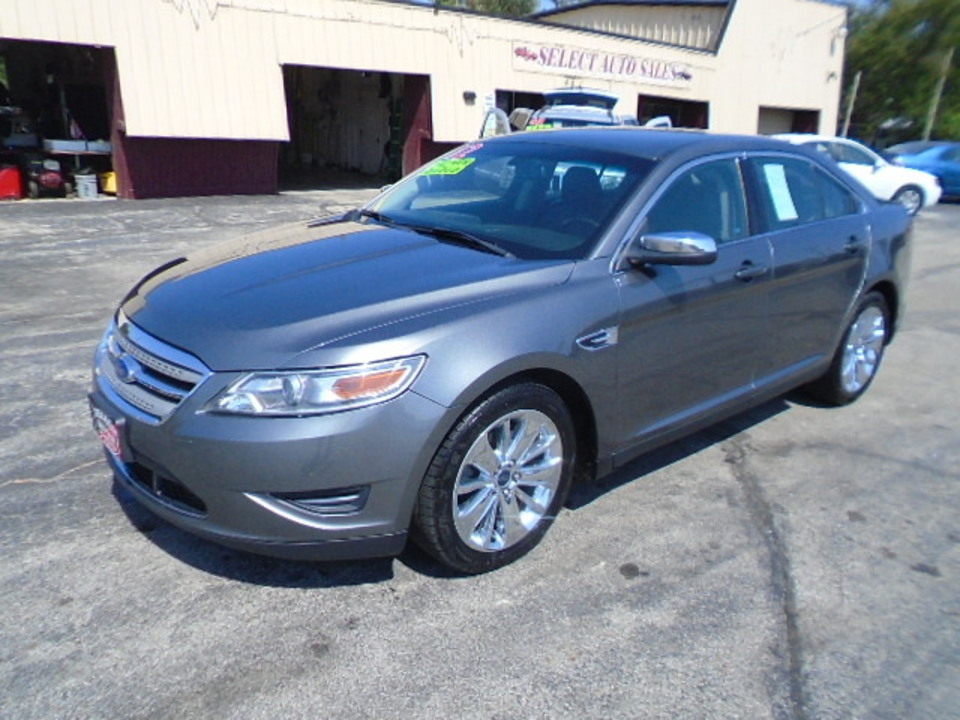 2012 Ford Taurus Limited  - 10408  - Select Auto Sales