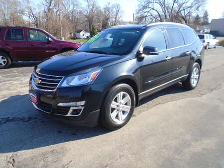 2013 Chevrolet Traverse AWD LT for Sale  - 10505  - Select Auto Sales