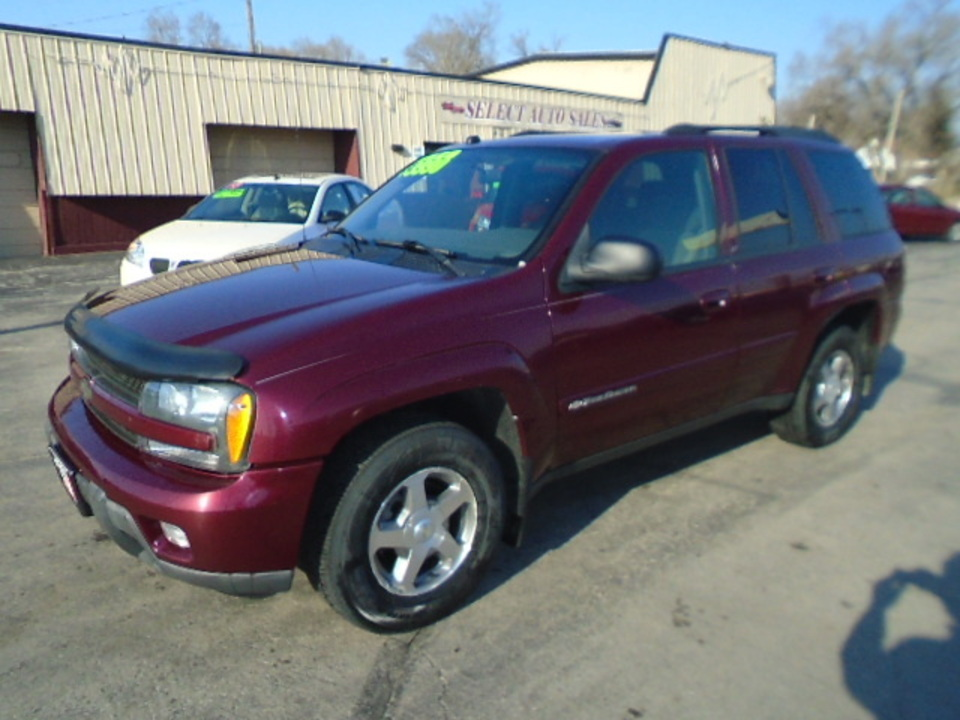 2004 Chevrolet TrailBlazer 4X4 LT  - 10506  - Select Auto Sales