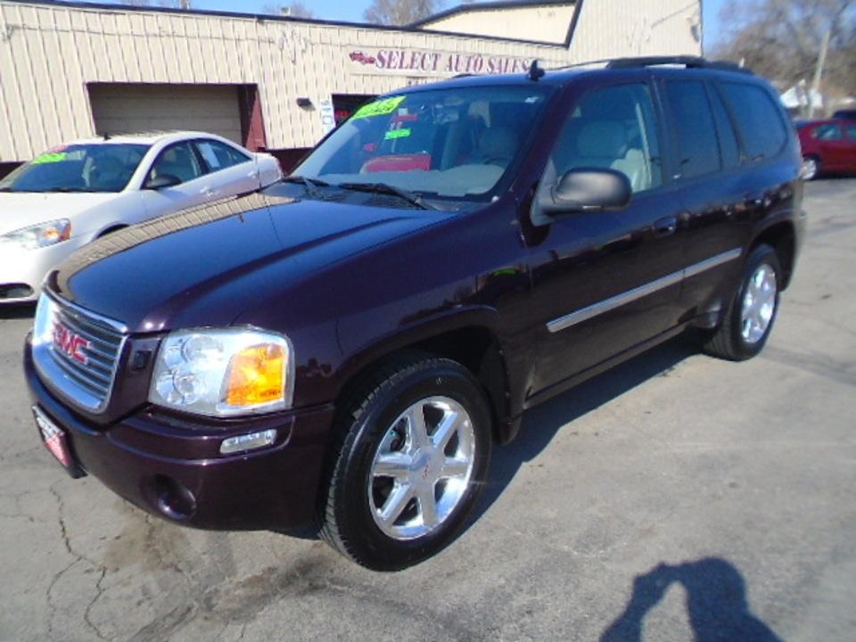2008 GMC Envoy 4X4 SLT  - 10509  - Select Auto Sales