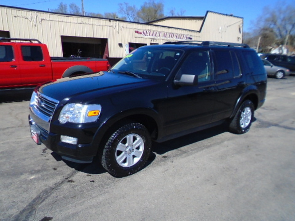 2010 Ford Explorer  - Select Auto Sales