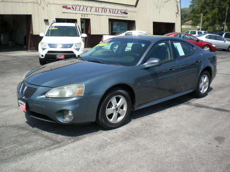 2006 Pontiac Grand Prix Base for Sale  - 10029  - Select Auto Sales