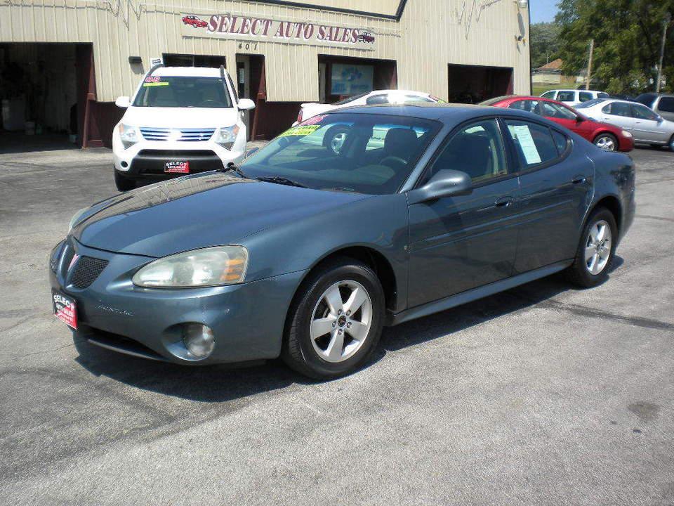 2006 Pontiac Grand Prix  - Select Auto Sales