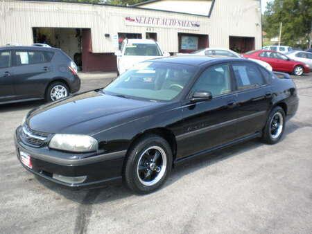 2003 Chevrolet Impala LS for Sale  - 10031  - Select Auto Sales