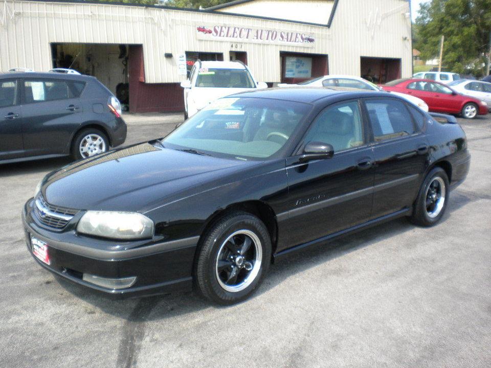 2003 Chevrolet Impala  - Select Auto Sales