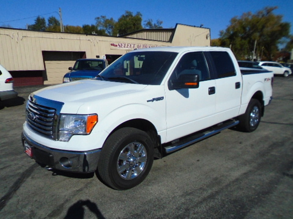 2011 Ford F-150  - Select Auto Sales