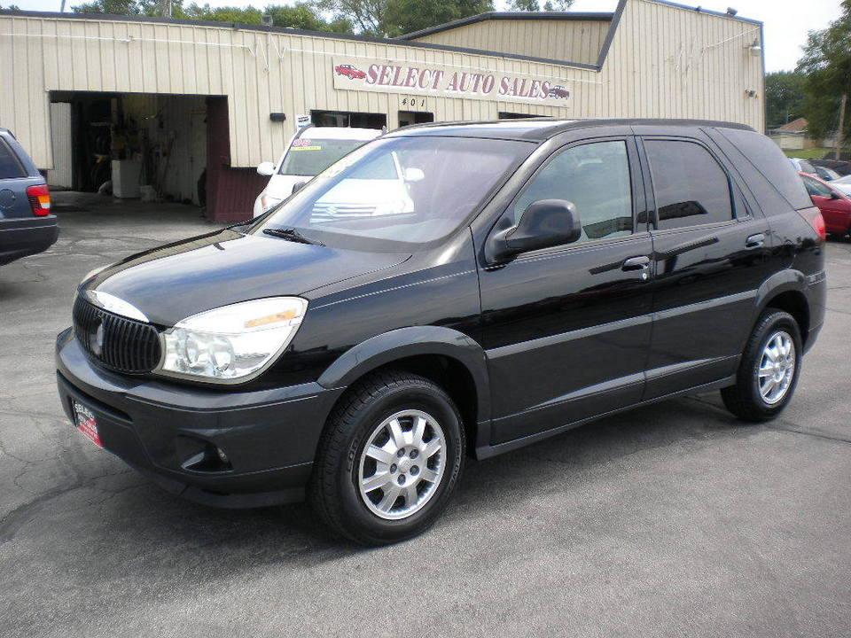 2004 Buick Rendezvous  - Select Auto Sales