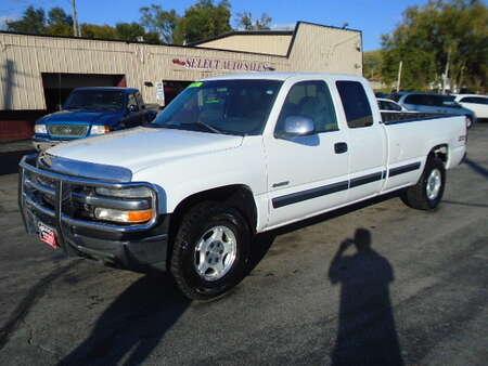 2002 Chevrolet Silverado 1500 X-cab 4x4 for Sale  - 10105  - Select Auto Sales