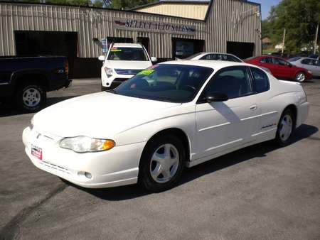 2003 Chevrolet Monte Carlo SS for Sale  - 10025  - Select Auto Sales