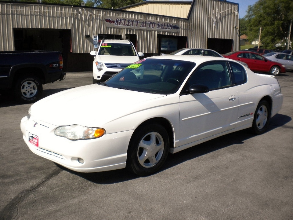 2003 Chevrolet Monte Carlo  - Select Auto Sales