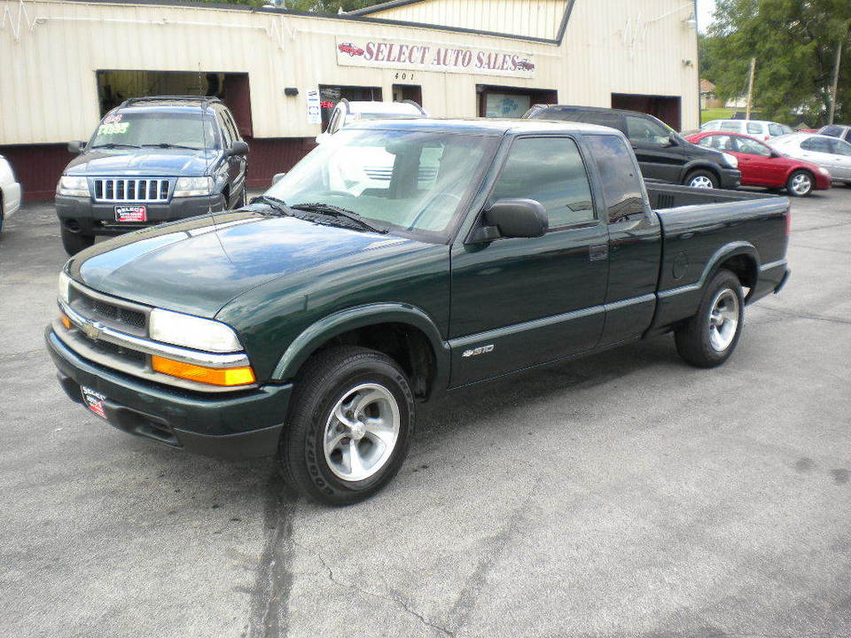 2003 Chevrolet S10  - Select Auto Sales