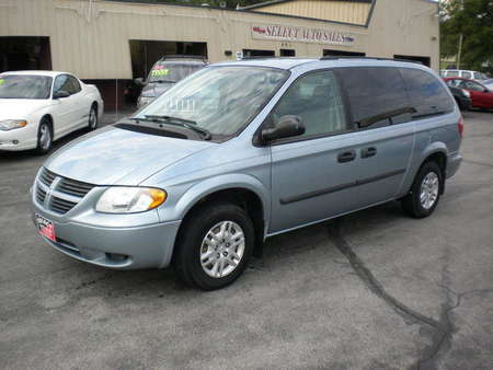 2006 Dodge Grand Caravan Stow-n-Go for Sale  - 10028  - Select Auto Sales