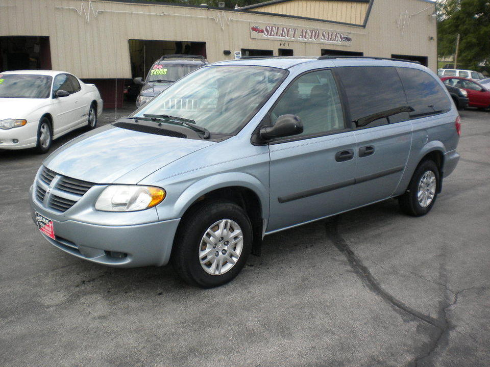 2006 Dodge Grand Caravan  - Select Auto Sales
