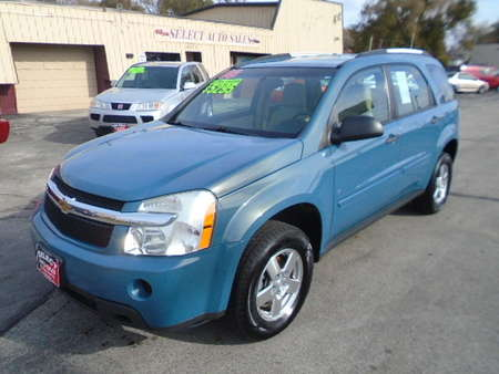 2008 Chevrolet Equinox FWD LS for Sale  - 10278  - Select Auto Sales