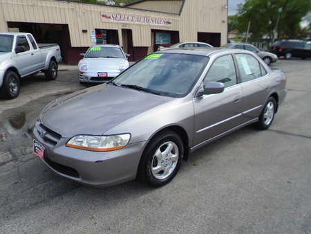 2000 Honda Accord EX for Sale  - 10195  - Select Auto Sales