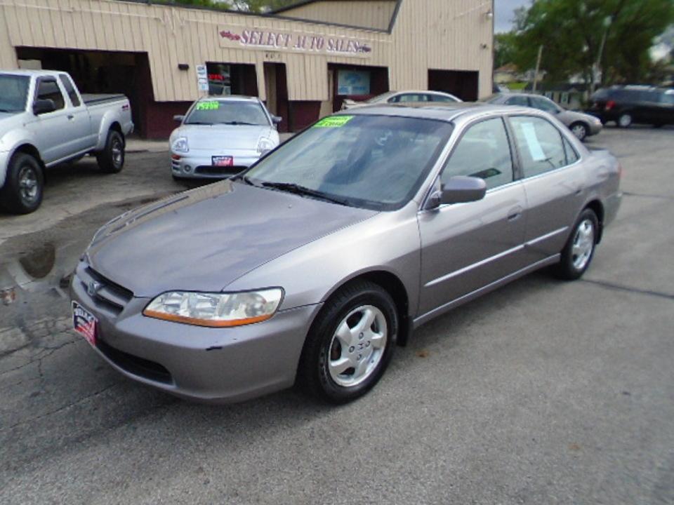 2000 Honda Accord  - Select Auto Sales