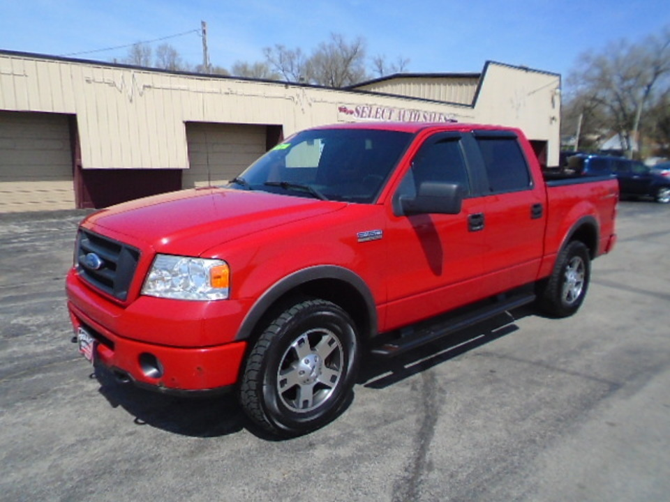 2008 Ford F-150  - Select Auto Sales