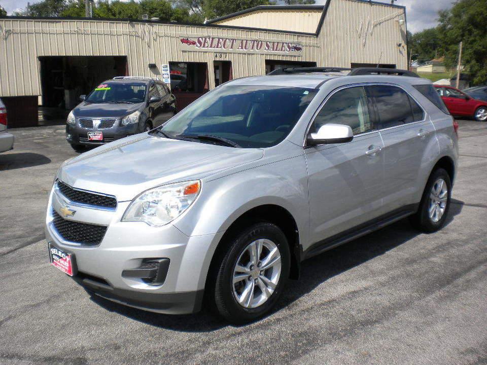 2011 Chevrolet Equinox  - Select Auto Sales