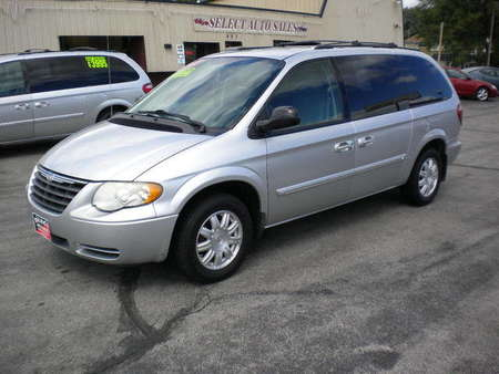 2005 Chrysler Town & Country Touring for Sale  - 10051  - Select Auto Sales