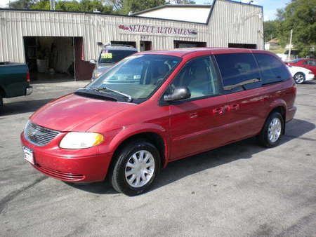 2003 Chrysler Town & Country LX for Sale  - 10057  - Select Auto Sales