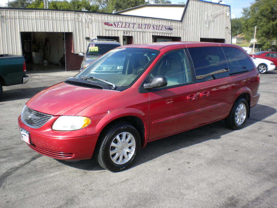 2003 Chrysler Town & Country  - Select Auto Sales