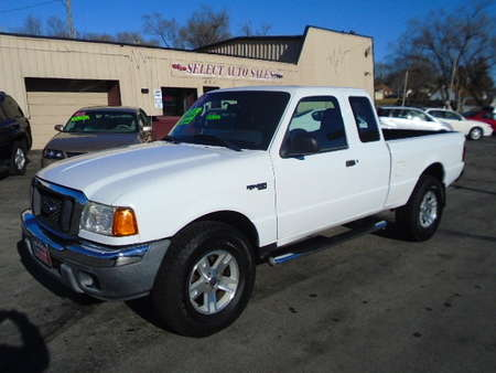 2004 Ford Ranger Supercab 4x4 for Sale  - 10121  - Select Auto Sales