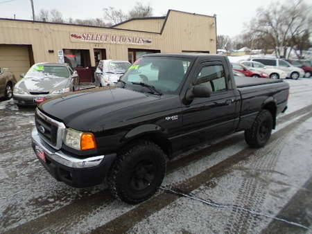2005 Ford Ranger XLT 4X4 for Sale  - 10146  - Select Auto Sales