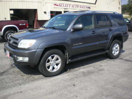 2004 Toyota 4Runner Sport 4x4 for Sale  - 10070  - Select Auto Sales