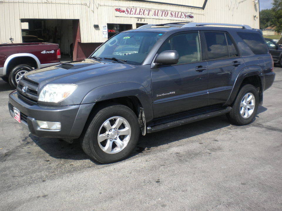 2004 Toyota 4Runner  - Select Auto Sales