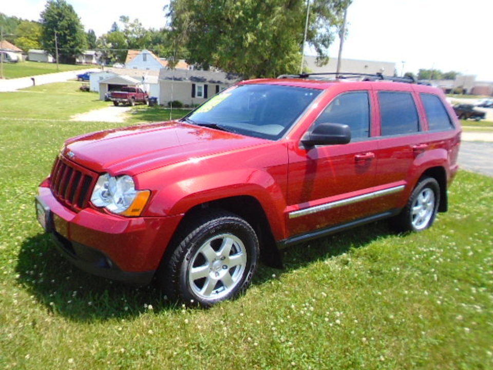 2010 Jeep Grand Cherokee Laredo 4x4  - 10375  - Select Auto Sales