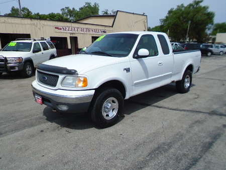 2000 Ford F-150 Super Cab XLT 4X4 for Sale  - 10214  - Select Auto Sales