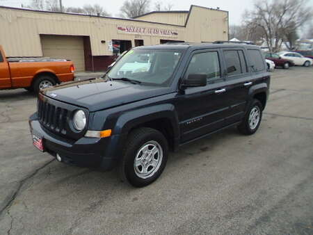 2014 Jeep Patriot 4X4 Sport for Sale  - 10454  - Select Auto Sales